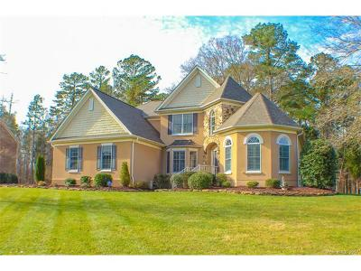 Marvin Single Family Home For Sale: 3025 Groves Edge Lane