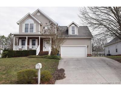 Single Family Home For Sale: 2434 Sweetbriar Lane