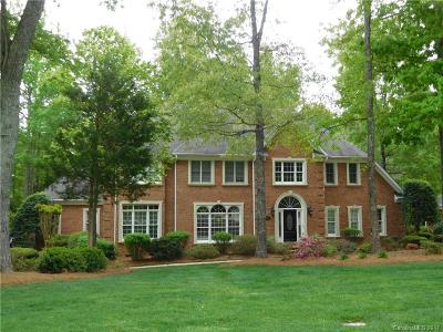 Charlotte Single Family Home Under Contract-Show: 3739 Brushy Lane