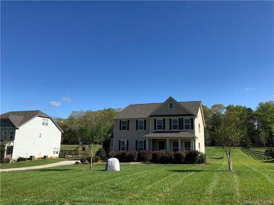 Waxhaw Single Family Home For Sale: 2136 Darian Way