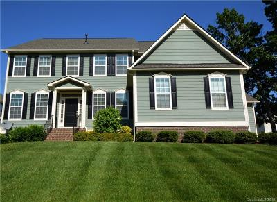 Mooresville Single Family Home For Sale: 136 Farm Knoll Way