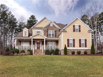 Mooresville Single Family Home For Sale: 114 Silver Lake Trail