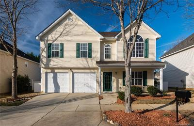 Cornelius Single Family Home Under Contract-Show: 18629 Coachmans Trace