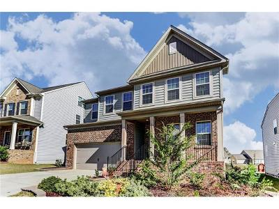 Fort Mill Single Family Home For Sale: 1451 Tomkins Knob Drive