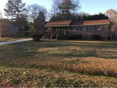 Single Family Home For Sale: 2096 Walden Road