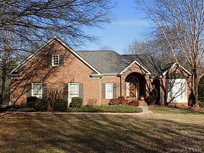 Mint Hill Single Family Home Under Contract-Show: 6322 Robin Hollow Drive