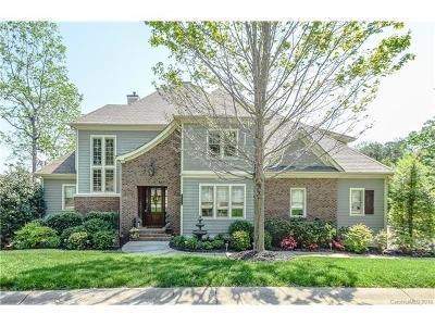 Cornelius Single Family Home For Sale: 20817 Pointe Regatta Drive