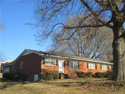 Gastonia NC Single Family Home For Sale: $156,999