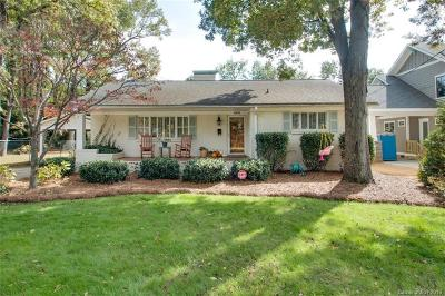 Charlotte Single Family Home Under Contract-Show: 600 Bertonley Avenue