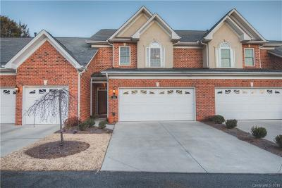 Fort Mill Condo/Townhouse For Sale: 506 Whistling Straits Lane #8C