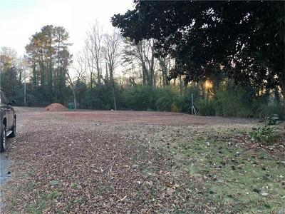 Charlotte NC Residential Lots & Land For Sale: $549,900