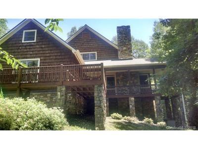 Hendersonville Single Family Home For Sale: 1545 Davis Mountain Road