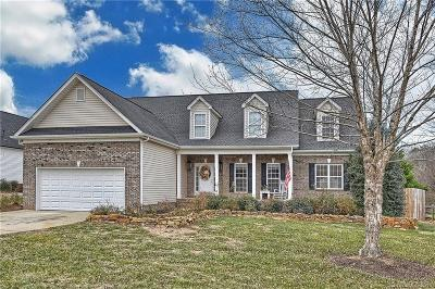 Monroe Single Family Home Under Contract-Show: 2805 Loxdale Farms Drive