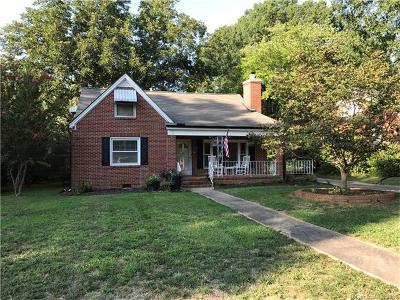 Albemarle Single Family Home For Sale: 427 E Cannon Avenue