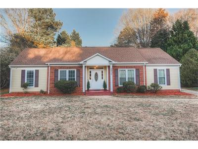Single Family Home For Sale: 8813 Gamesford Drive