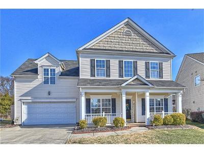 Concord Single Family Home For Sale: 9684 Ravenscroft Lane