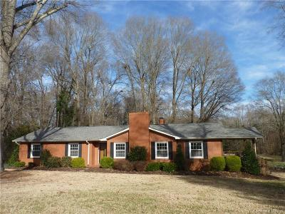 Charlotte Single Family Home Under Contract-Show: 3515 Back Creek Church Road