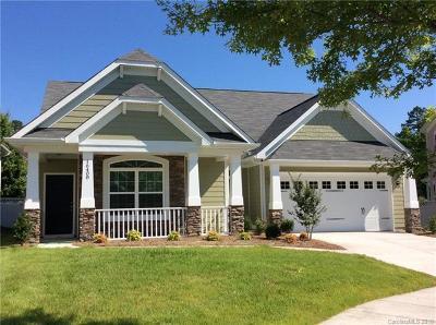 Davidson Single Family Home For Sale: 16408 Leavitt Lane