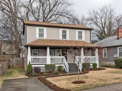 Charlotte Single Family Home For Sale: 616 S Torrence Street
