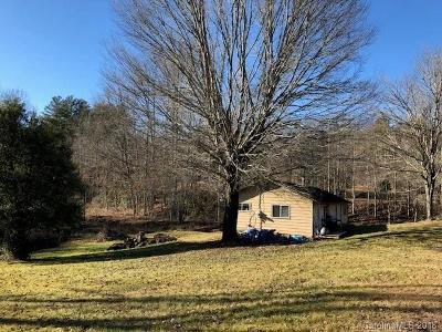 Transylvania County Single Family Home For Sale: 293 Homer McCall Road