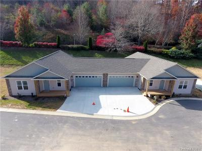 Maggie Valley Condo/Townhouse For Sale: 267 February Lane #Lot # 5A