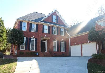Charlotte NC Single Family Home Under Contract-Show: $474,900