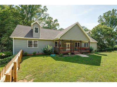 Weaverville Single Family Home For Sale: 31 Rector Road