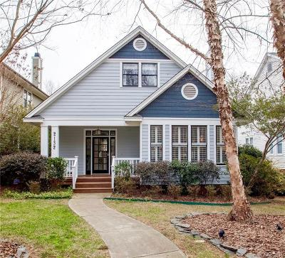 Charlotte Single Family Home Under Contract-Show: 2132 Club Road