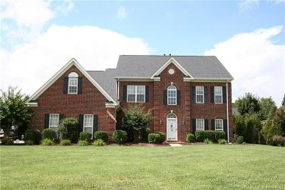 Waxhaw Single Family Home For Sale: 1212 Applegate Parkway