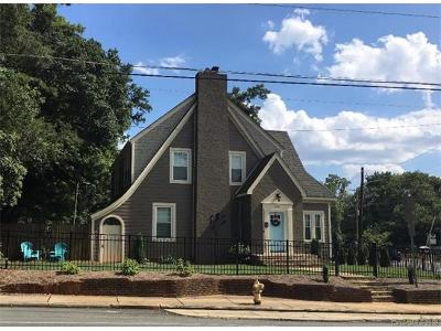 Charlotte Single Family Home For Sale: 3941 Selwyn Avenue