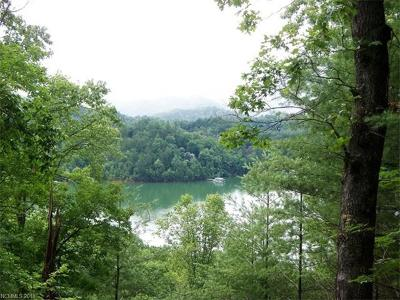 Bryson City Residential Lots & Land For Sale: Lot #43-1 Fontana View Road #43-1