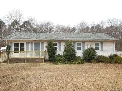 Matthews Single Family Home Under Contract-Show: 5624 Waxhaw Indian Trail Road