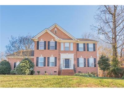 Charlotte Single Family Home For Sale: 11226 Mountain Pine Drive