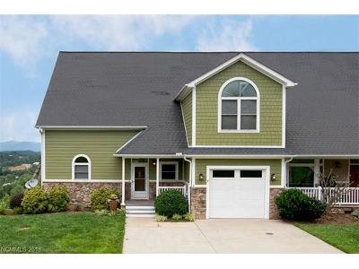 Weaverville Condo/Townhouse Under Contract-Show: 7 Gemini Heights