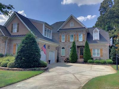 Davidson Single Family Home For Sale: 6689 Fox Ridge Circle