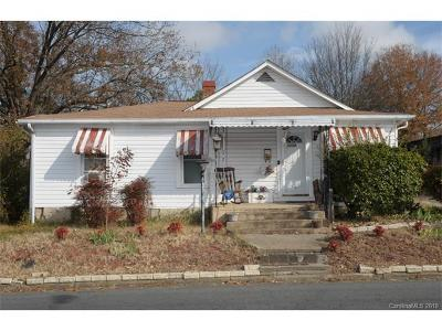 Rowan County Single Family Home For Sale: 1506 Horah Street W
