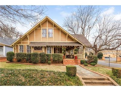 Dilworth Single Family Home For Sale: 531 Worthington Avenue
