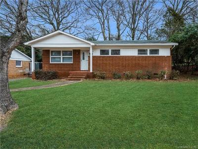 Charlotte Single Family Home For Sale: 6721 Woodstream Drive #17