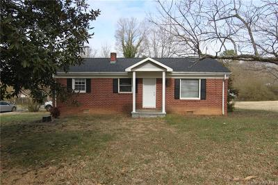 Gastonia Single Family Home Under Contract-Show: 720 Davis Park Road