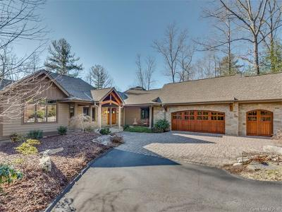 Hendersonville Single Family Home For Sale: 213 Tom Fazio Trace