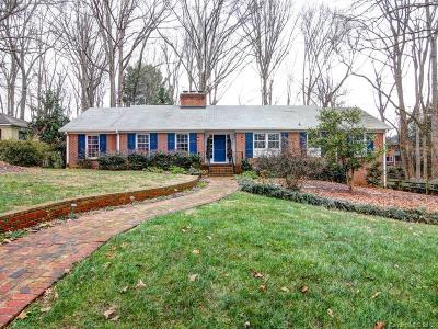 Charlotte Single Family Home For Sale: 832 Shady Bluff Drive
