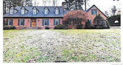 Hendersonville Single Family Home For Sale: 102 Finley Street #10
