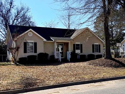 Gaston County Single Family Home For Sale: 2185 Myrtlewoods Drive #8