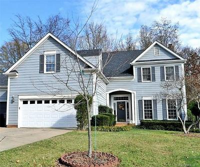 Charlotte NC Single Family Home For Sale: $319,000