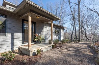 Black Mountain Single Family Home Under Contract-Show: 134 Hilltop Road