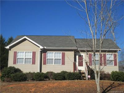 Gastonia Single Family Home For Sale: 2538 Terra Drive