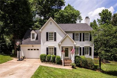 Charlotte Single Family Home Under Contract-Show: 4703 Beech Crest Place #54