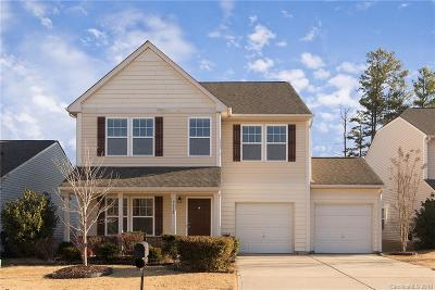 Charlotte Single Family Home For Sale: 9612 Cayenne Drive