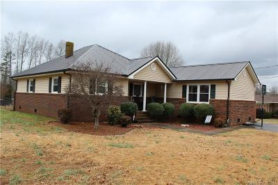 Cherryville Single Family Home Under Contract-Show: 255 Mauney Farm Road