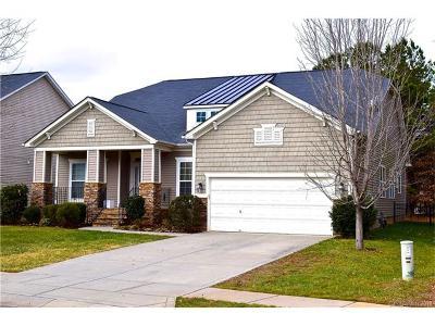 Waxhaw Single Family Home For Sale: 8132 Calistoga Lane #101